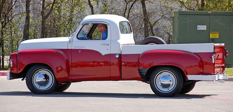 1959 studebaker deluxe 4e truck