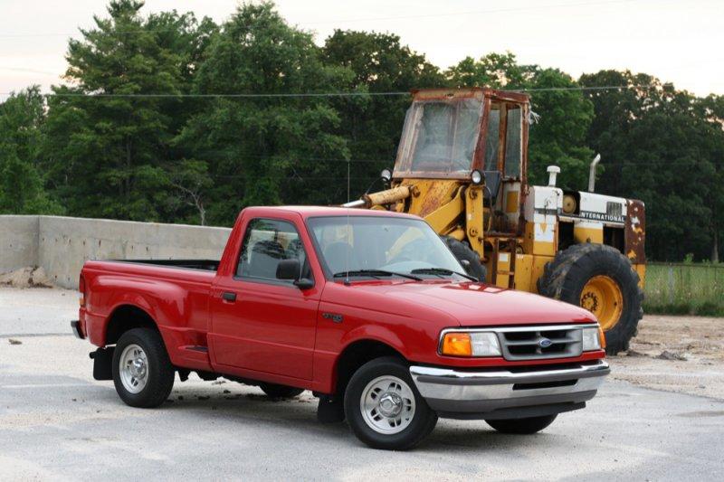 1997 ford ranger truck