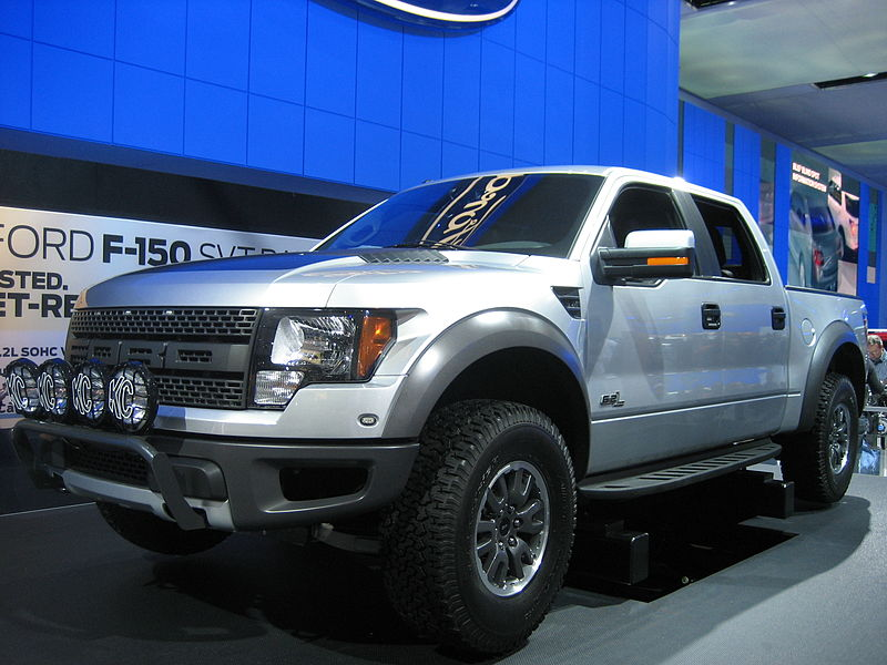 2011 ford raptor svt
