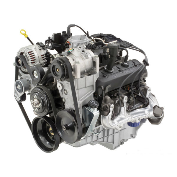Chevy 4 3 Vortec Engine 1996 - talk about wiring diagram on