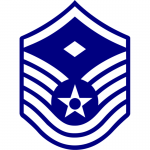 air force 1stsgt insignia