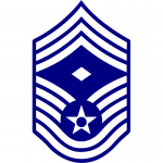 air force 1st sgt insignia