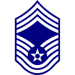 air force cmsgt insignia