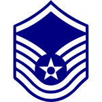 air force msgt insignia