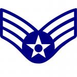 Air Force SrA insignia