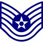air force tsgt insignia