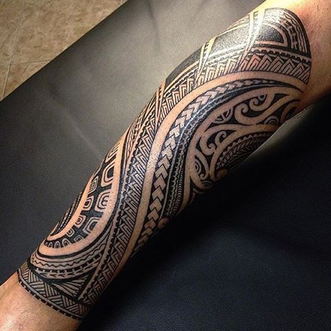 Tribal Tattoos: 27 Amazing Designs We Found on Instagram