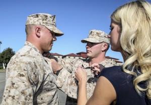 army promotion ceremony