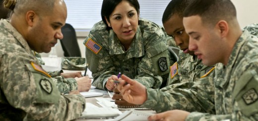 Taking the ASVAB and AFQT test