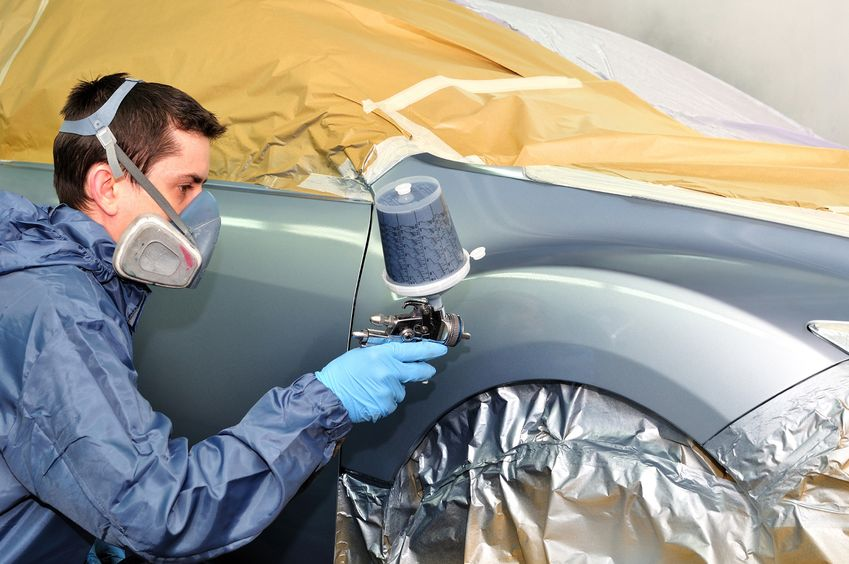How Much Does Automotive Paint Cost: How Much Does It Cost To Paint A Car? 3 Actual Estimates