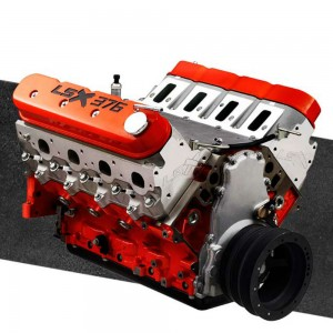 chevrolet lsx 376 crate engine