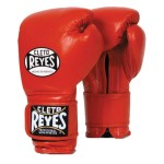 cleto reyes boxing gloves