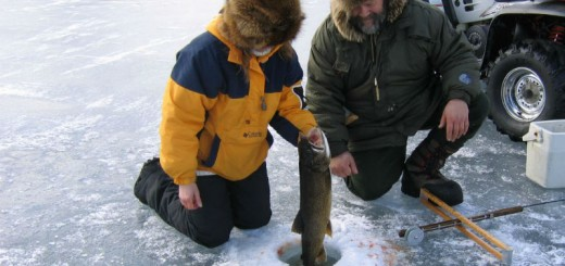 complete ice fishing gear guide