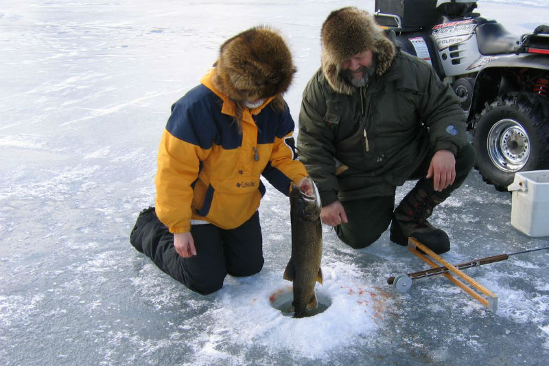 the complete ice fishing gear guide 2016