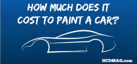 cost to paint a car
