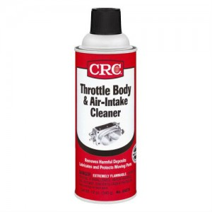crc throttle body cleaner