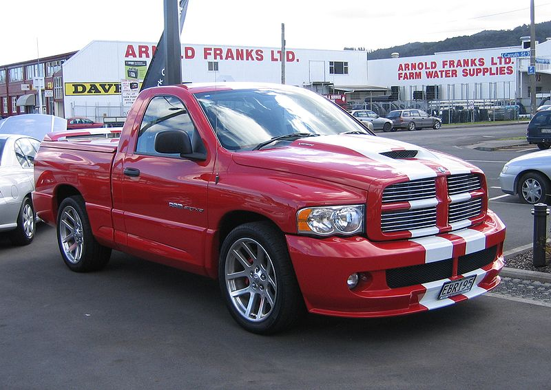dodge ram srt10 truck