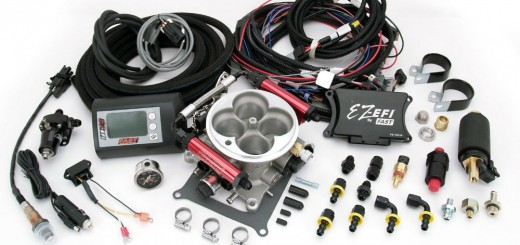 fast fuel injection kit ez efi