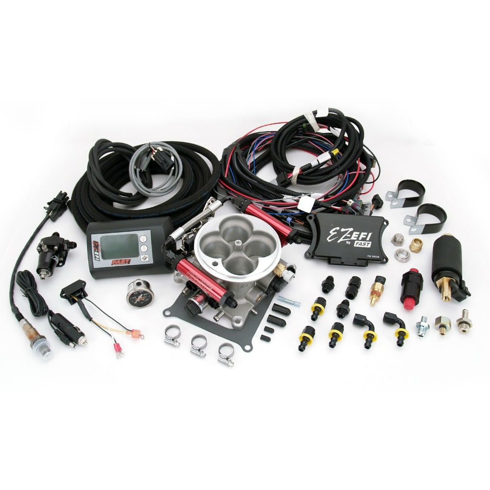 FAST Fuel Injection System EZ-EFI Review