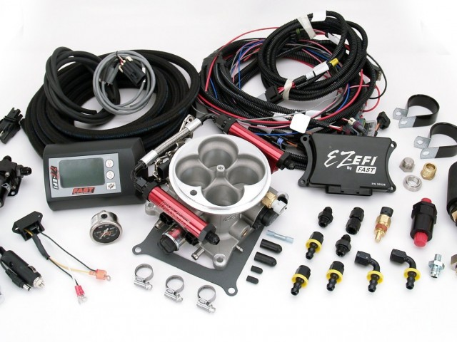 FAST Fuel Injection System EZ-EFI Buyer's Guide