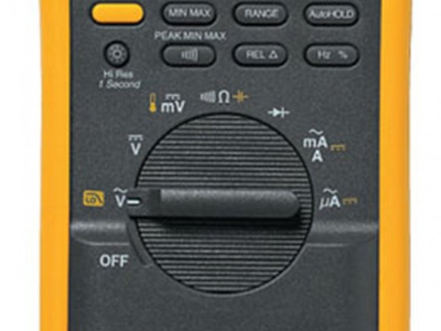 Review of Fluke 87-V Digital Multimeter