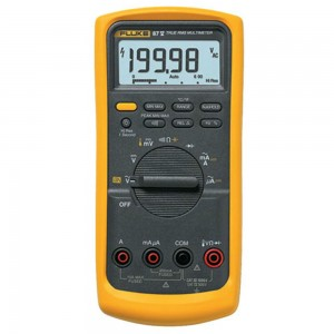 fluke 87v digital multimeter review