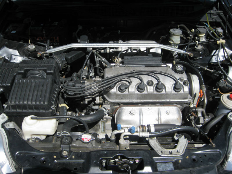 honda d16y8 engine