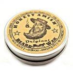 honest amish original beard wax review