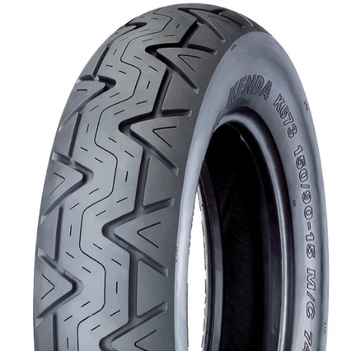 Kenda Kruz K673 Motorcycle Tire Review