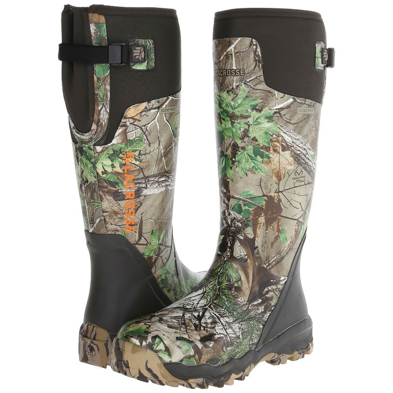 271004a1b69 The Best Rubber Hunting Boots of 2018 (Warm & Waterproof)