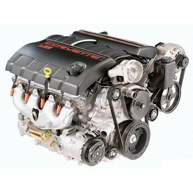LS2 Engine Specs - 400+ HP - HCDMAG.COM
