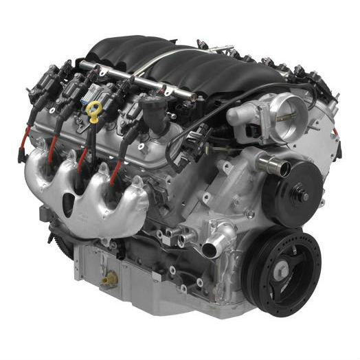 Ls1 With Heads And Cam Hp: LS3 Engine Specs