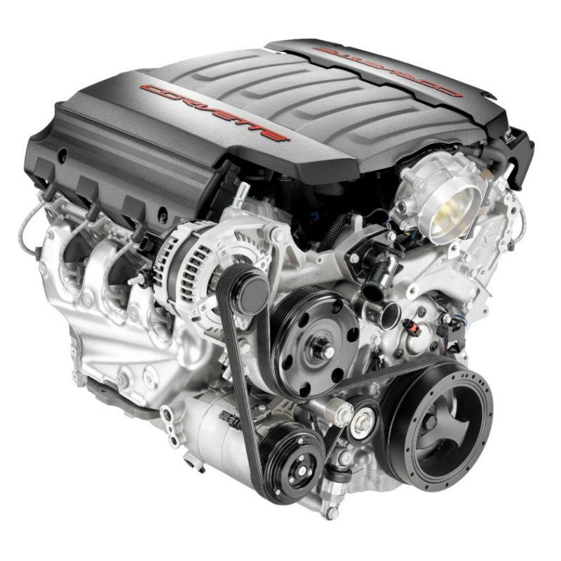 The New Lt1 V8 5th Generation Gm Small Block That Will: LT1 Engine Specs