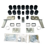 performance accessories 113 body lift kit