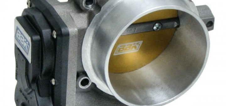 A Clean Throttle Body