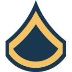 us army pfc e3 insignia