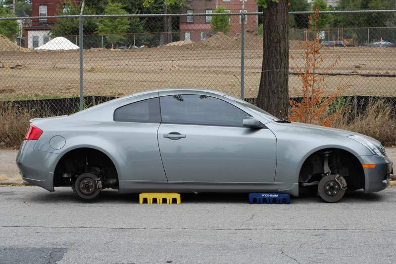 The Ultimate Guide to Wheel Locks and Locking Lug Nuts